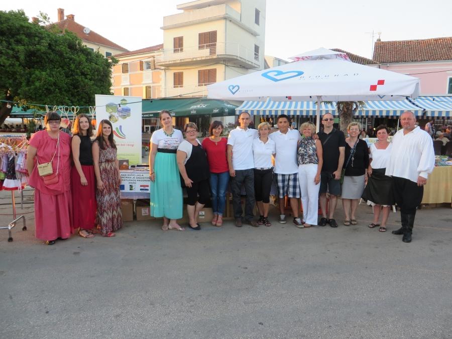 Sudjelovali smo na 2. LAG Summer festivalu u Biogradu na Moru