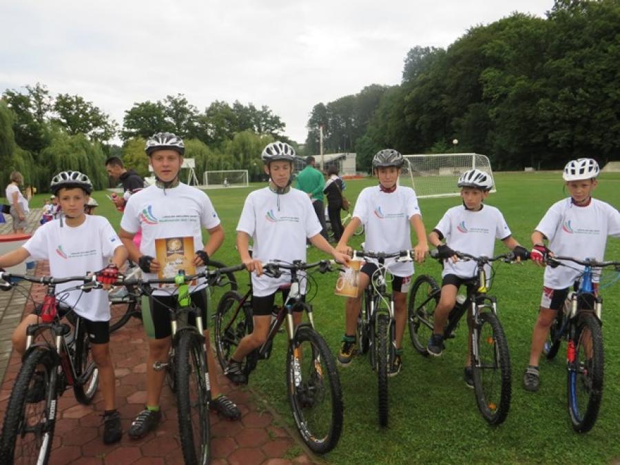 LAG podržao mlade bicikliste na Dječjem ljetnom biciklističkom kampu Mure Avanture