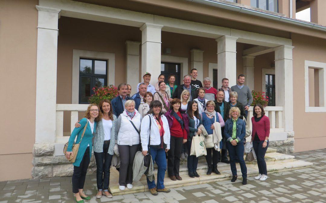 Studijski posjet LAG-u Središnja Istra