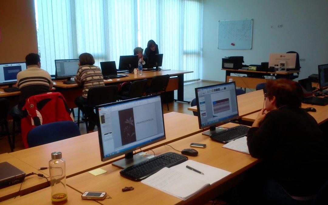 Održana druga informatička edukacija