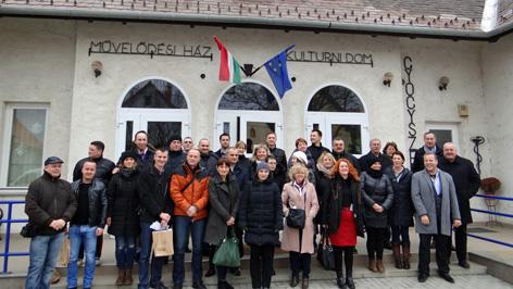 Sastanak LAG-ova u Koljnofu u Mađarskoj