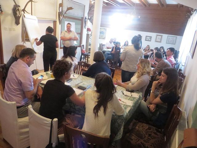 Sudjelovali smo na radionici za LAG-ove u Donjem Vidovcu