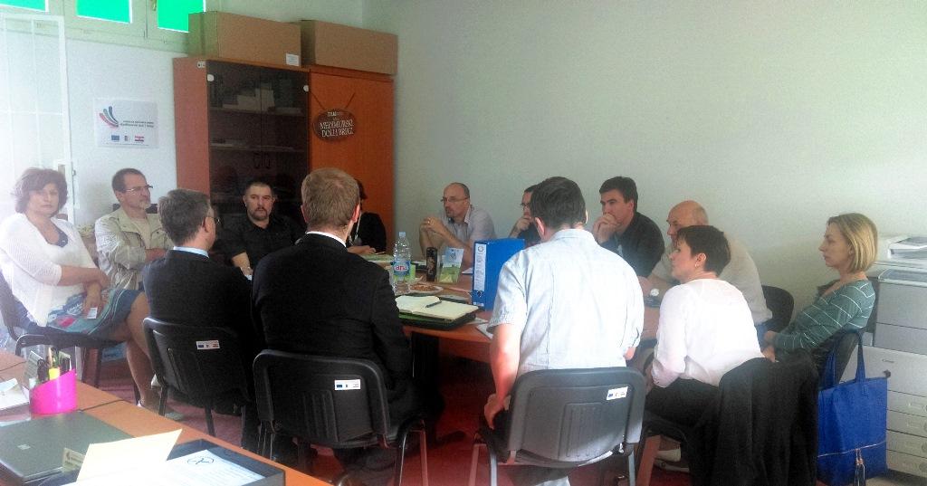 Prezentacija mogućnosti energetske obnove obrazovnih ustanova u LAG-u