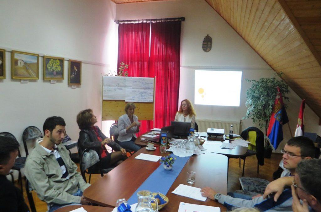 Sudjelovali smo na radionici i planiranju međunarodnih projekata LAG-ova u Mađarskoj