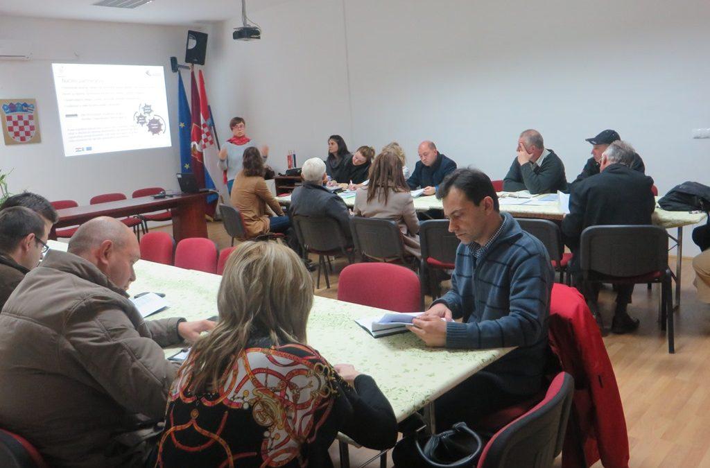 Radionica za izradu strategije LAG-a održana i u Sv. Martinu na Muri