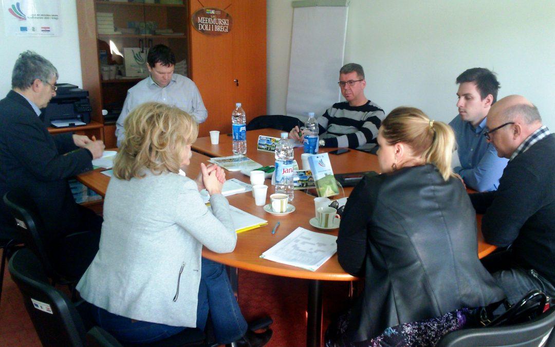Održan radni sastanak u svrhu izrade LRS