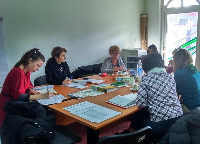 LAG organizirao radni sastanak i raspravu o budućnosti OPG-ova