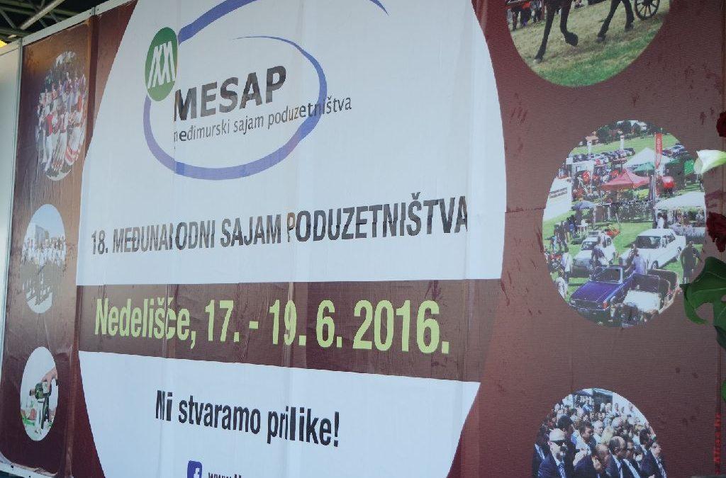 LAG na sajmu MESAP 2016.