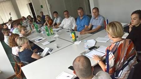 Neformalno druženje LAG-ova s europarlamentarkom Ružom Tomašić