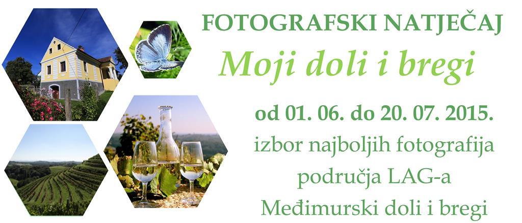 Fotografski natječaj LAG-a Međimurski doli i bregi – produljen rok