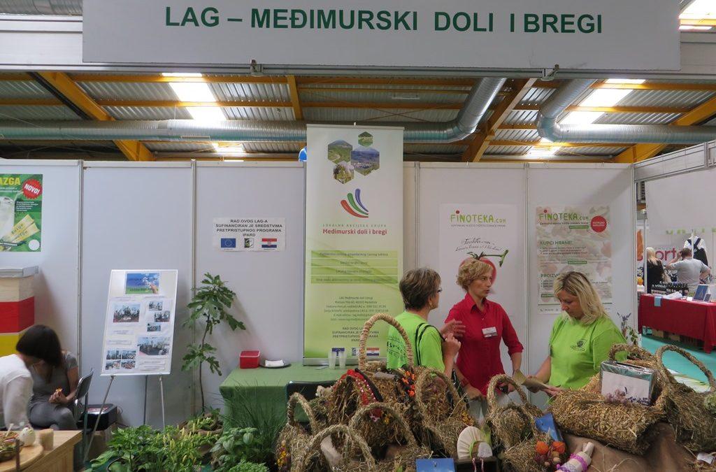 LAG Međimurski doli i bregi na sajmu MESAP 2014.