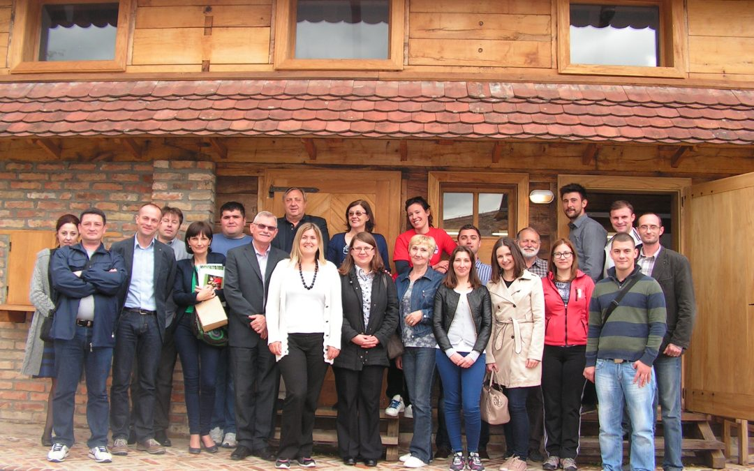LAG Međimurski doli i bregi na Skupštini Hrvatske mreže za ruralni razvoj u Lonjskom polju