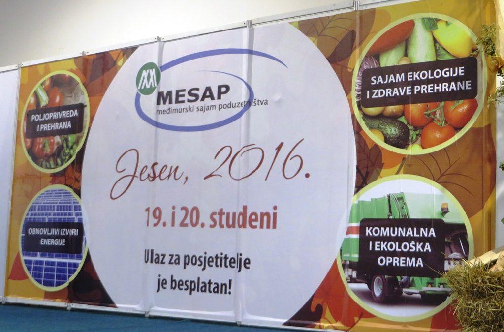 LAG na tradicionalnom sajmu MESAP Jesen