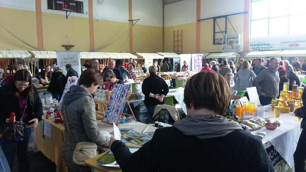 Sudjelovali smo na Međunarodnom voćarskom sajmu u Donjem Kraljevcu