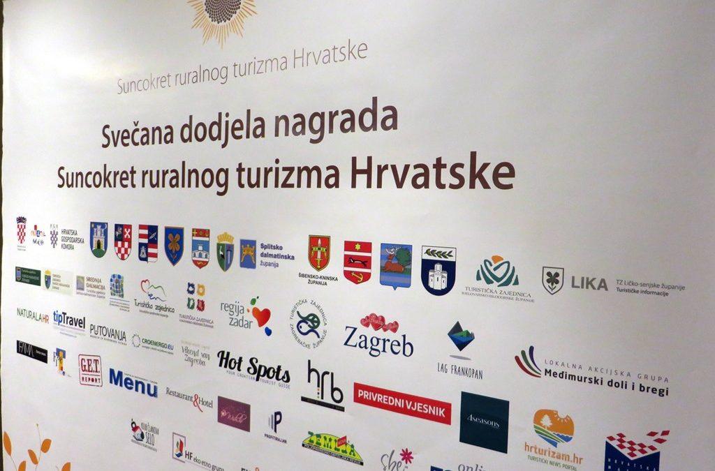Projekt Horvatova kovačnica dobitnik nagrade Suncokret ruralnog turizma