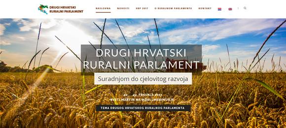 Drugi Hrvatski ruralni parlament u Međimurju