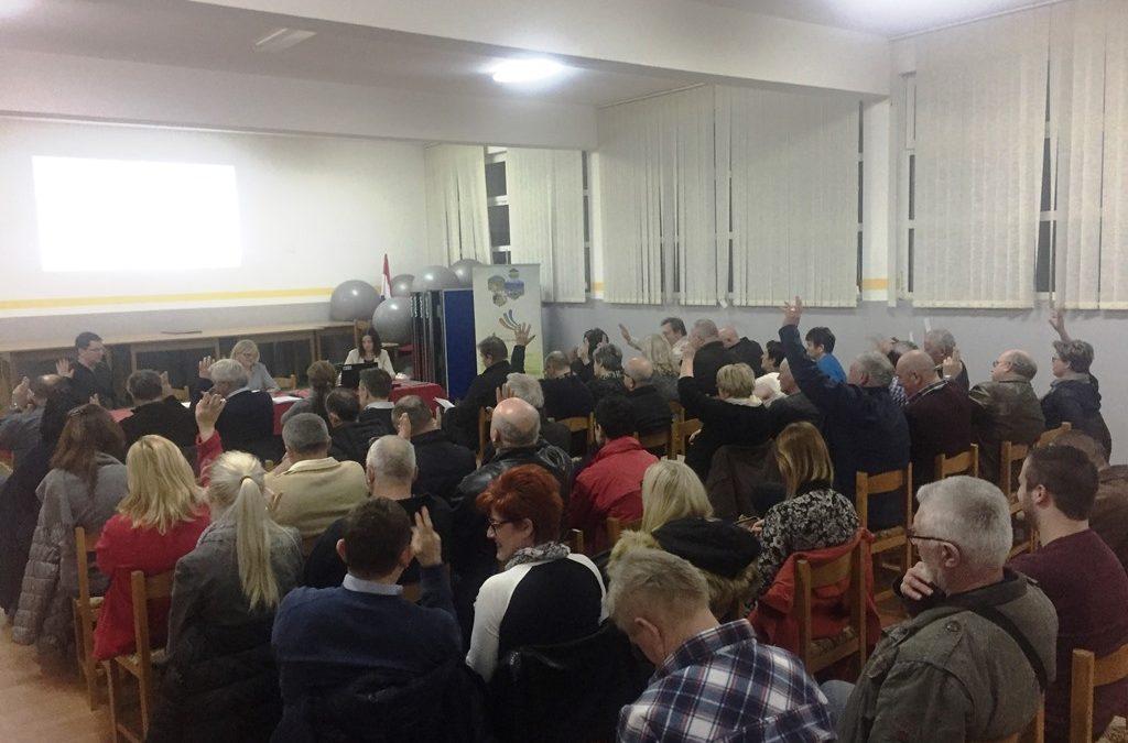 Održana izvještajna Skupština LAG-a u Lopatincu