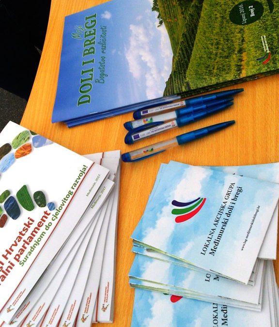 U Murskom Središću održan Festival poduzetništva, obrta i OPG-ova