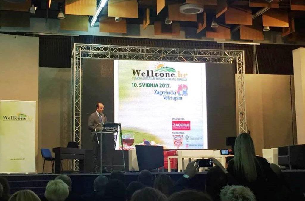 """LAG prisustvovao 2. regionalnom sajmu kontinentalnog turizma """"Wellcone"""""""