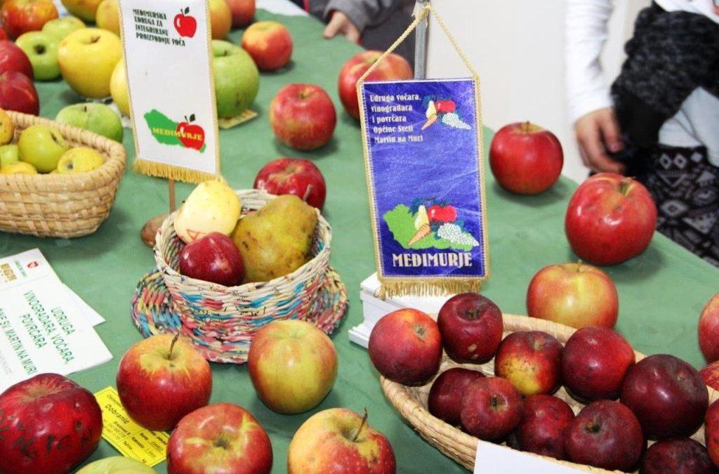 Obilježen Svjetski dan jabuka u Sv. Martinu na Muri