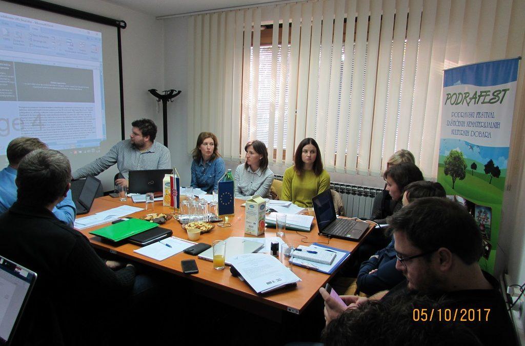LAG-ovi sjeverozapadne Hrvatske na radnoj koordinaciji