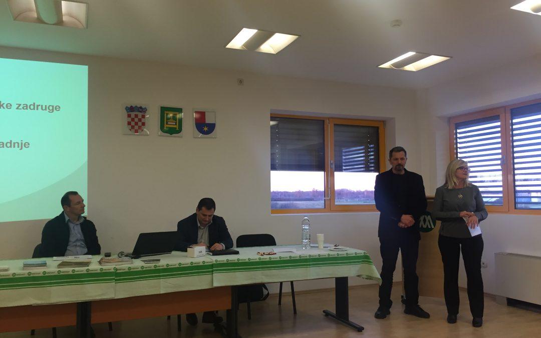 Predstavnici Ministarstva branitelja i tvrtke Podravka predstavili priliku za otkup poljoprivrednih proizvoda iz Međimurja