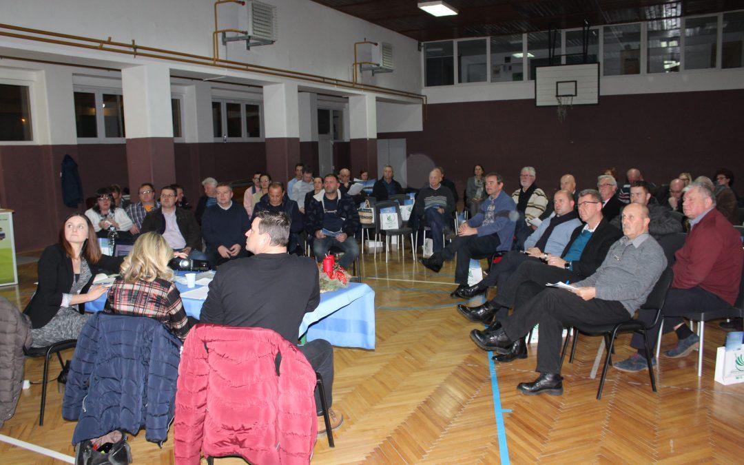 U Pribislavcu održana 12. skupština LAG-a Međimurski doli i bregi
