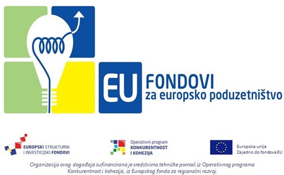 "Poziv na forum – ""EU fondovi za europsko poduzetništvo"""