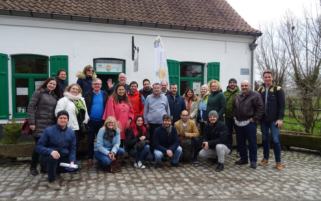 LAG Međimurski doli i bregi na aktivnosti mobilnosti u Belgiji
