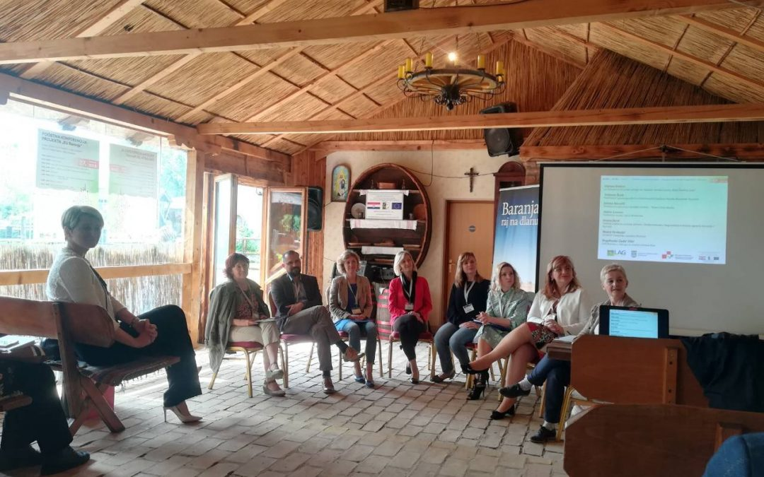 """LAG sudjelovao na konferenciji projekta EU Baranja: """"Kako vratiti mlade u ruralni prostor?"""""""