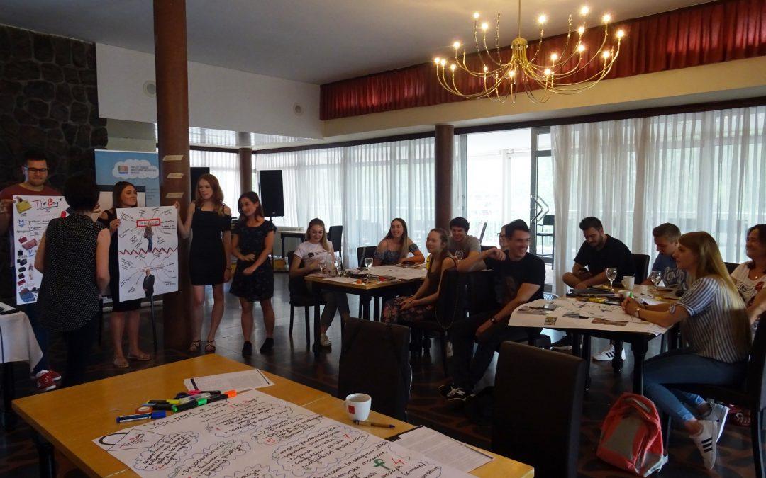 U Krapinskim Toplicama održane radionice za osposobljavanje studenata