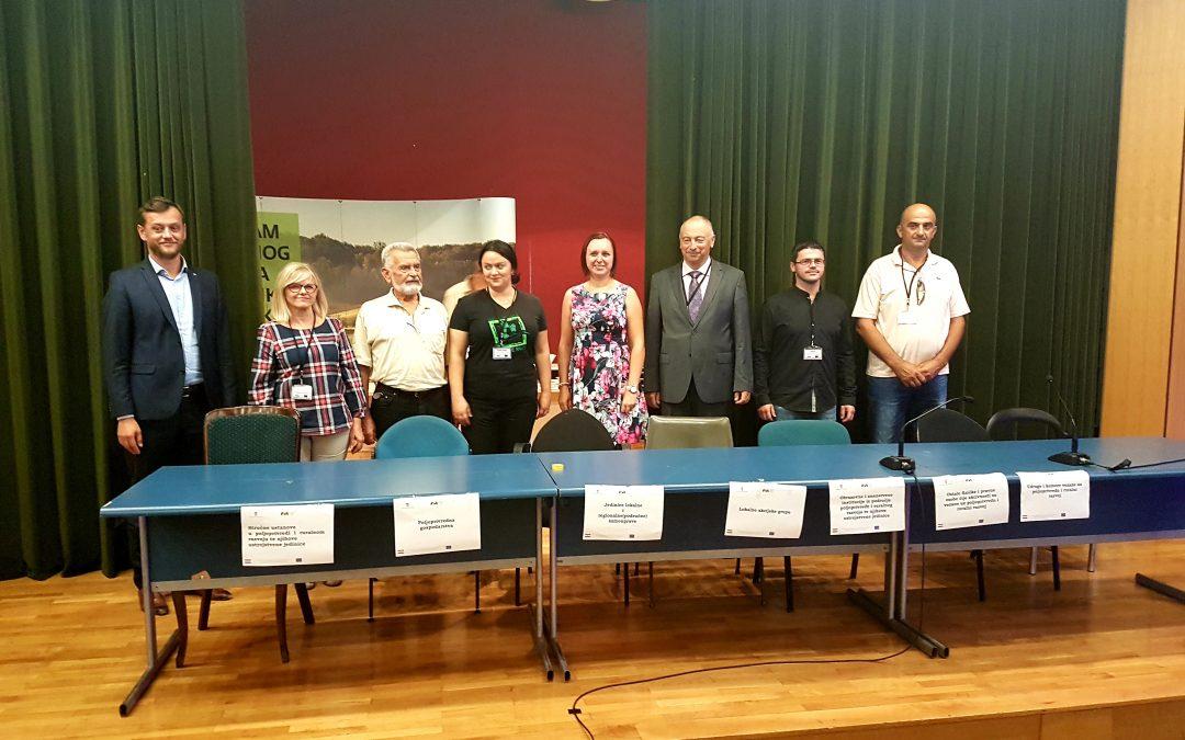 U Zagrebu održan sastanak članova Mreže za ruralni razvoj