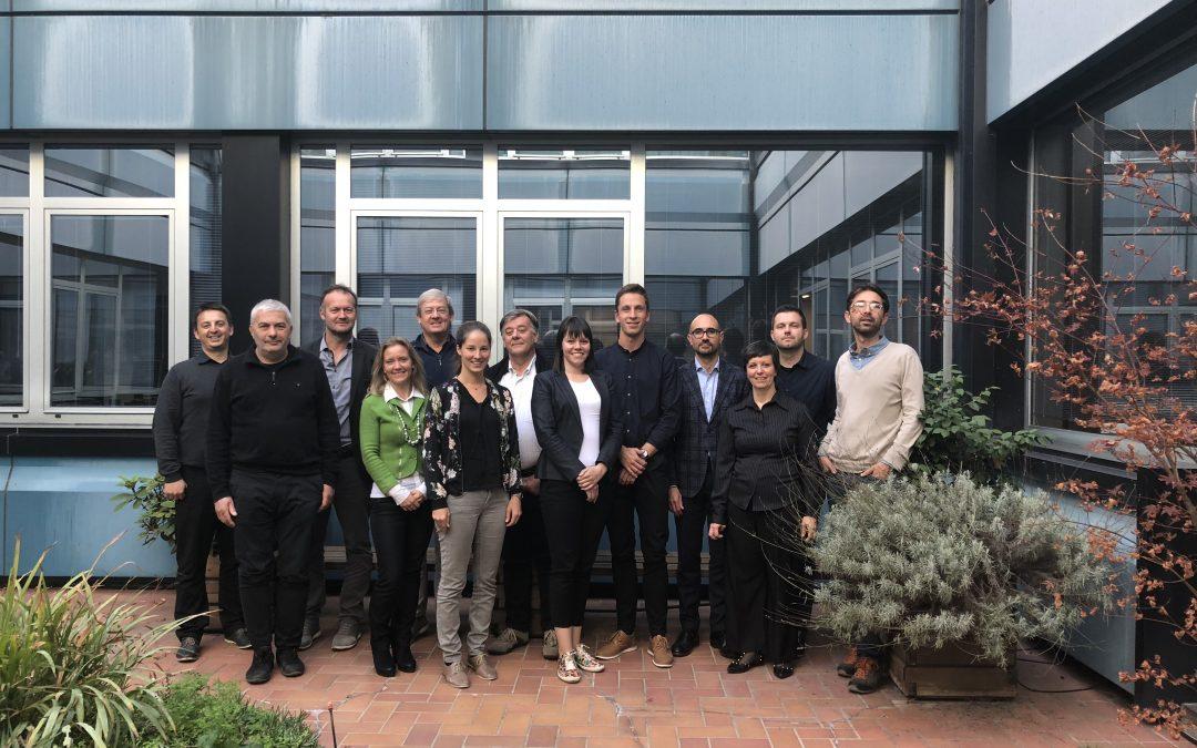 Početni sastanak partnera na novom Erasmus+ projektu održan u Padovi