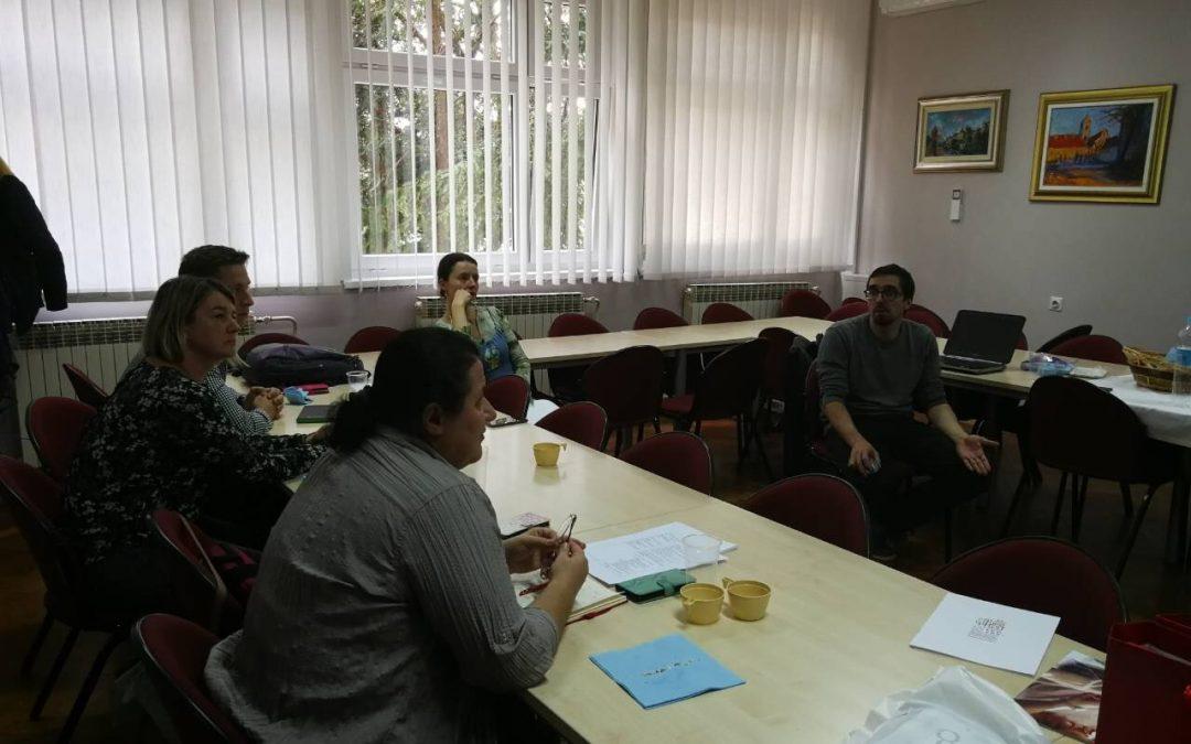 3. kvartalni sastanak partnera na projektu POP-UP Ruralni društveno-inovativni hubovi