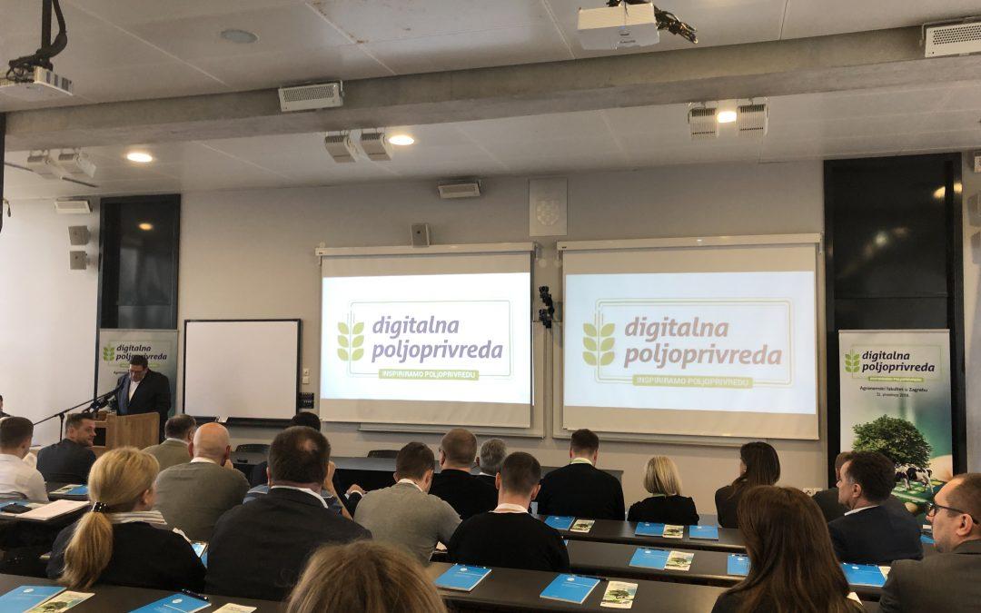 Konferencija Digitalna poljoprivreda u Zagrebu