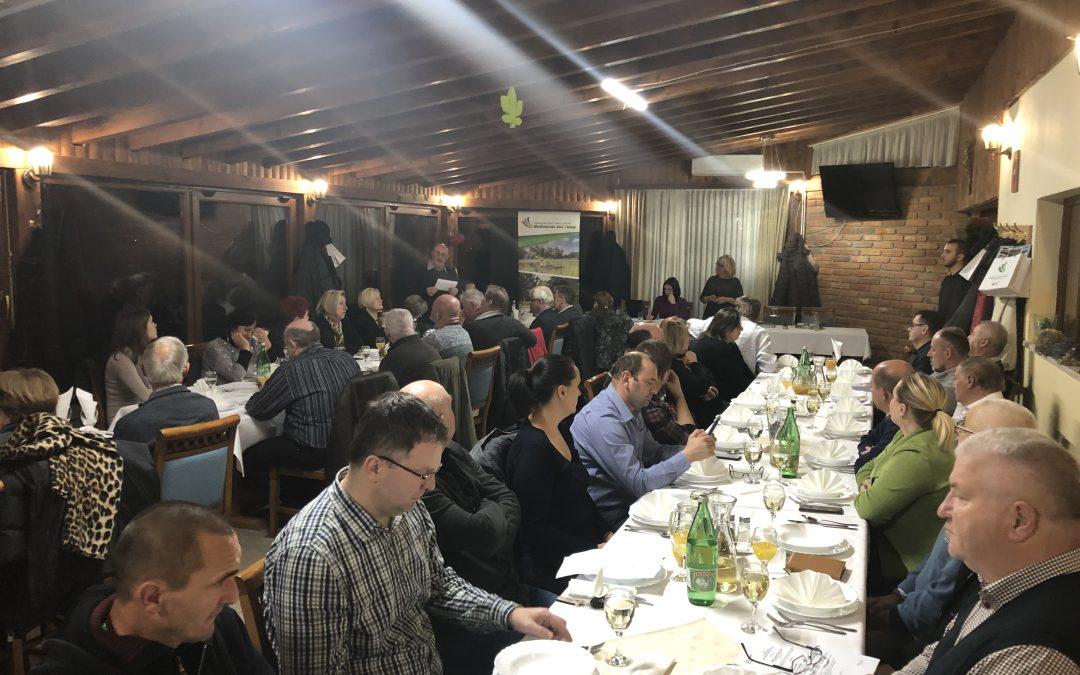 U Zasadbregu održana 15. skupština LAG-a Međimurski doli i bregi