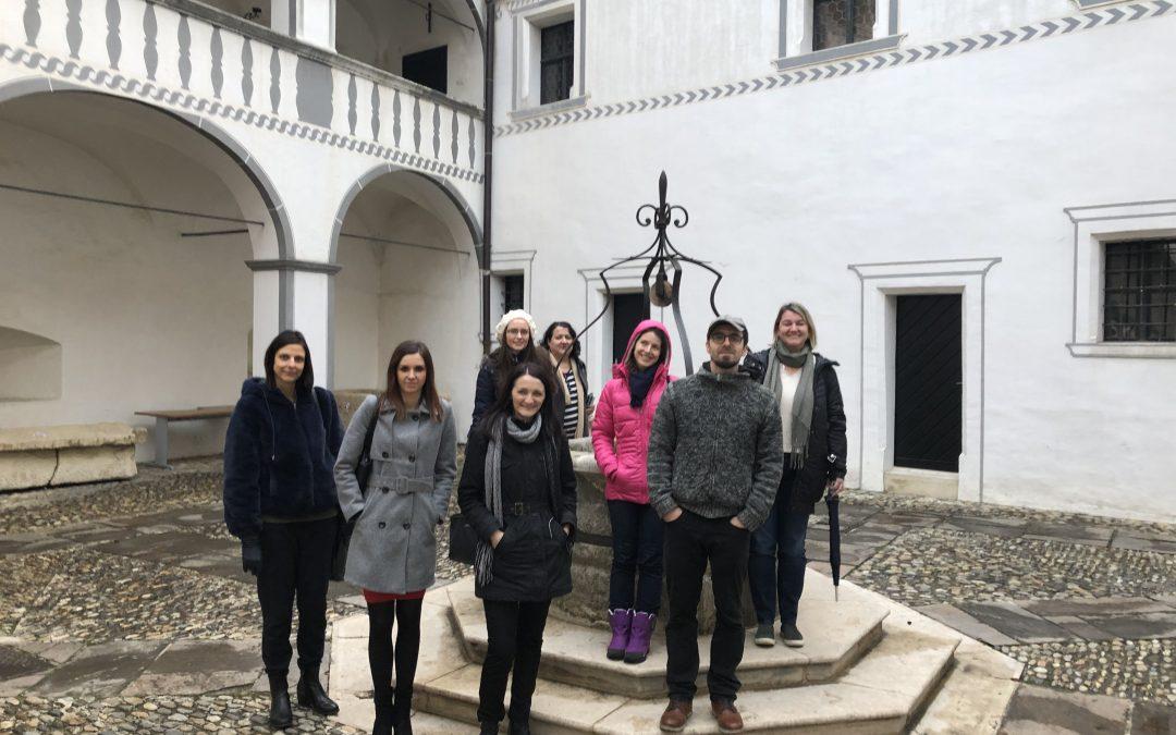 4. kvartalni sastanak na projektu POP-UP Rural Hubs održan u Varaždinu