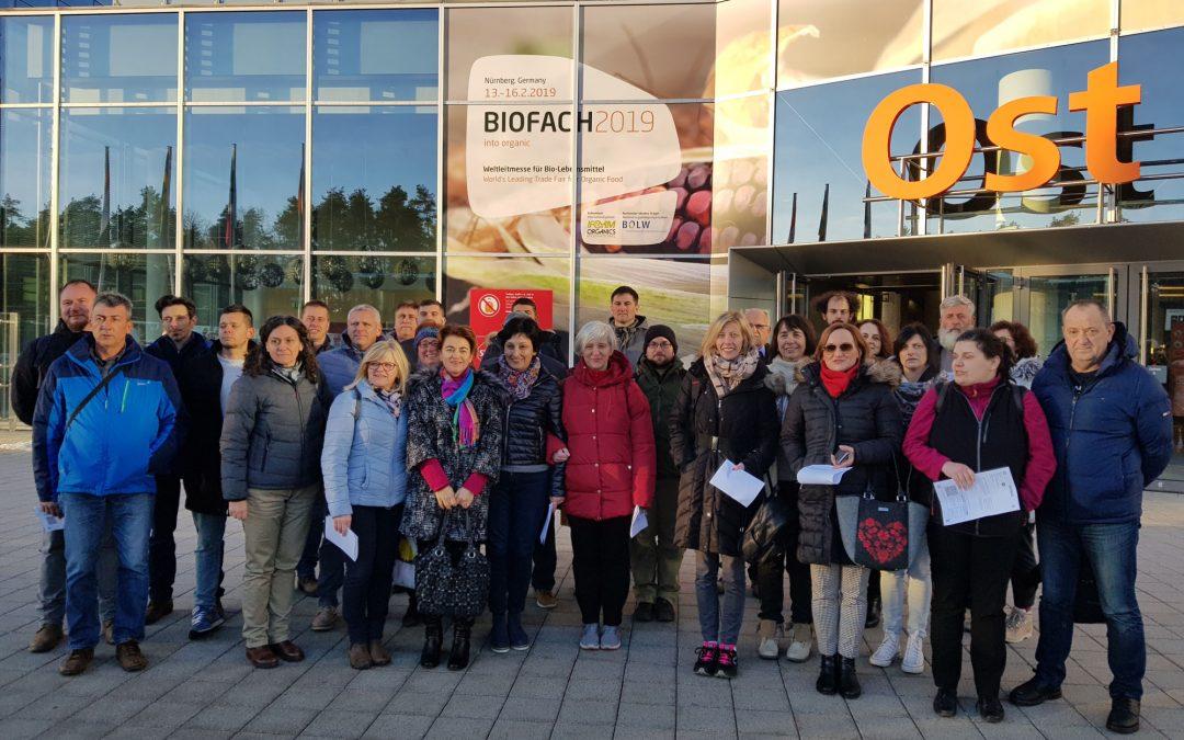 Europski sajam eko proizvoda BIOFACH 2019 u Nürnbergu