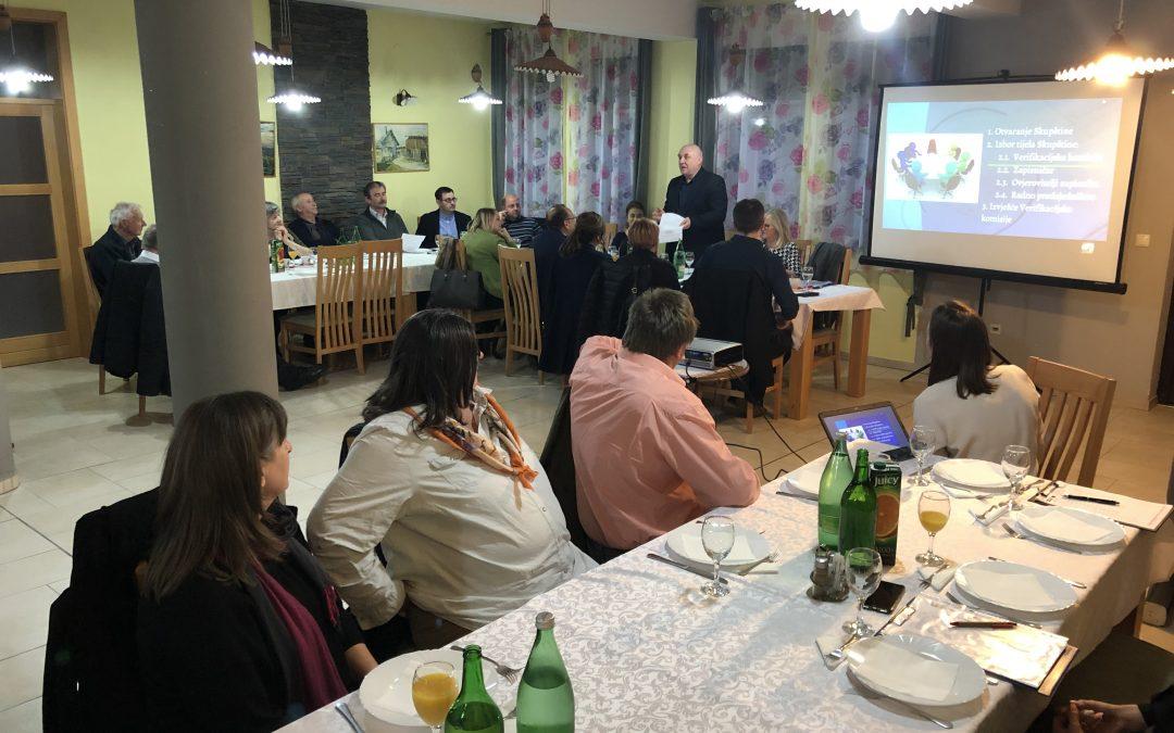 U Štrigovi održana izborno – izvještajna Skupština LAG-a Međimurski doli i bregi