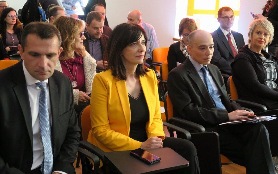 U Tehnološko-inovacijskom centru održan Poslovni uzlet Međimurske županije