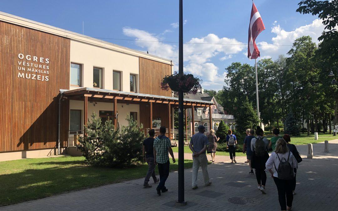 LAG Međimurski doli i bregi na Erasmus+ aktivnosti u Latviji