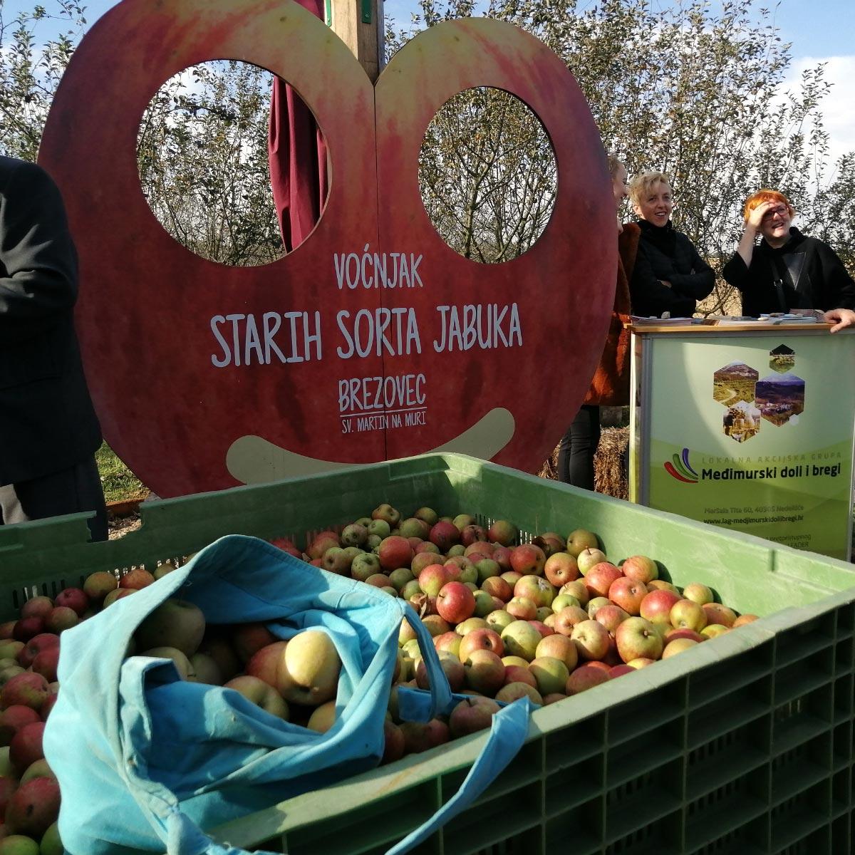 Obilježavamo Svjetski dan jabuka 20. listopada!