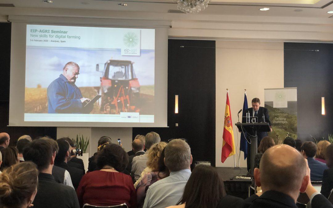Seminar o digitalizaciji poljoprivrede održan u Španjolskoj
