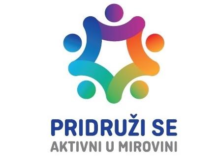 """Objavljen Poziv na dostavu projektnih prijedloga """"'Pridruži se – Aktivni u mirovini'"""""""
