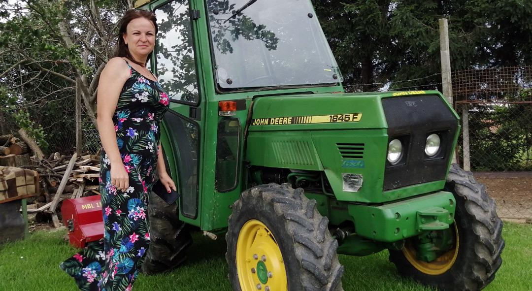 Uz podršku LAG-a, OPG Emilije Kos povećat će ekološki uzgoj sibirskih borovnica