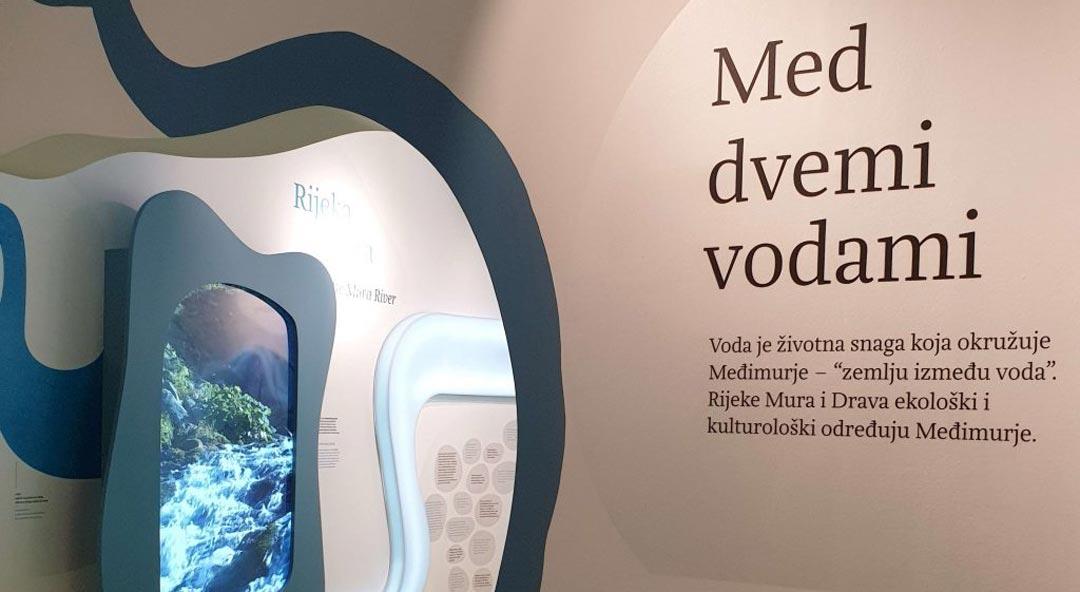 Otvoren Centar za posjetitelje 'Med dvemi vodami' u Križovcu