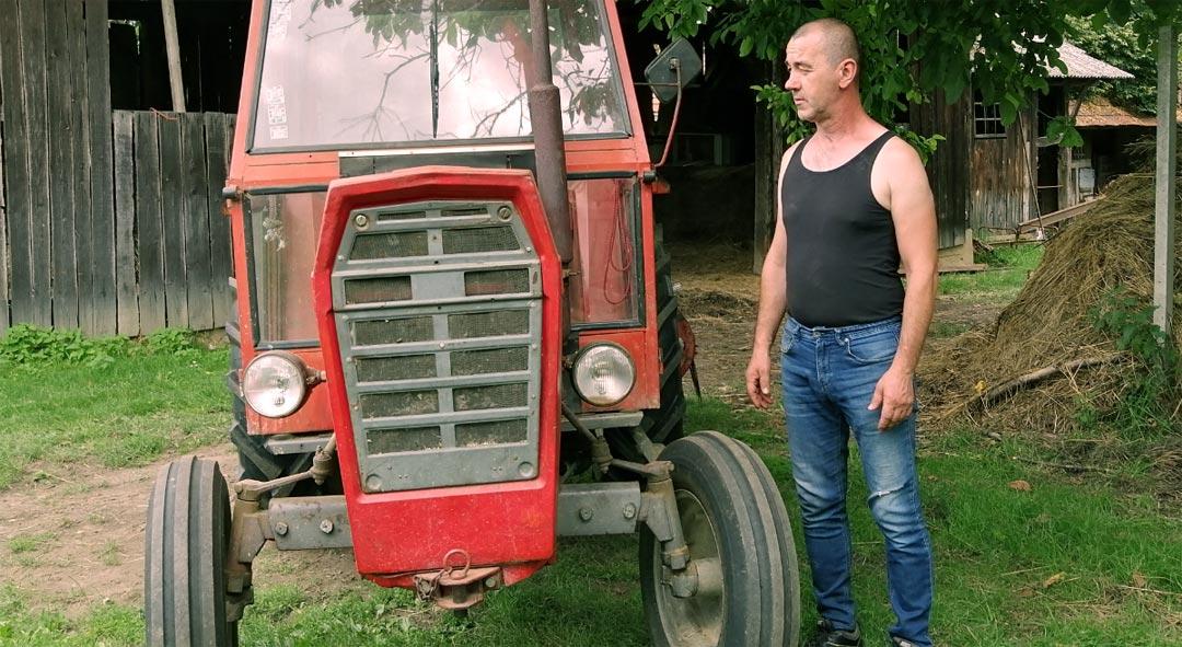 Da nije bilo LAG-a ne bih imao traktor