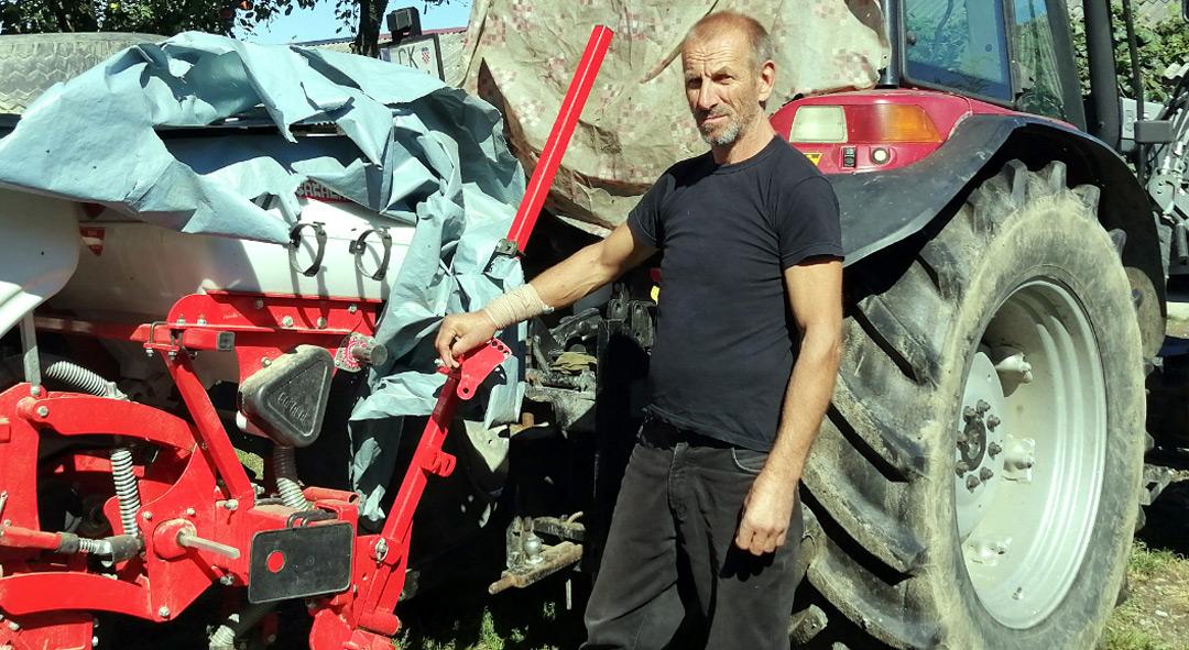 Svoje poljoprivredne površine sada može obraditi i sam