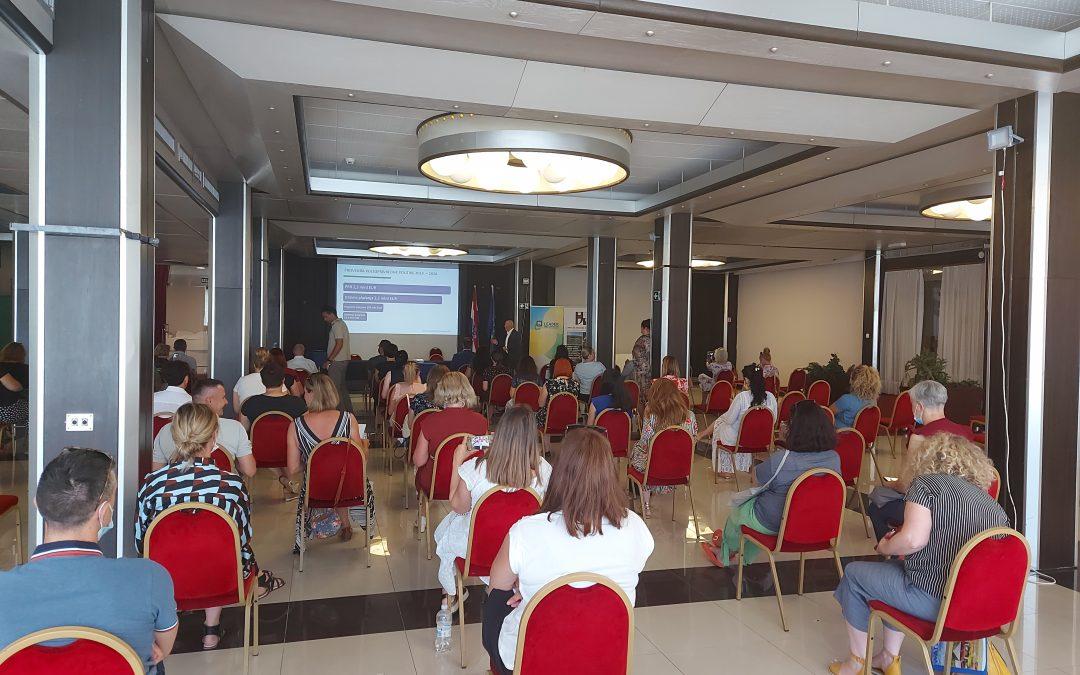 Radno okupljanje LAG-ova u Trogiru