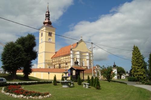 Dragutin Barlek Crkva Sv. Jurja na Bregu